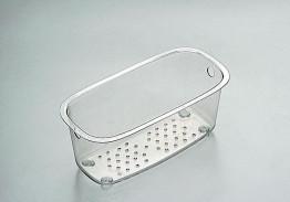 Коландер из прозрачного пластика (AVP01301)