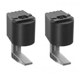 2 опоры для крепления к столу 40-75 мм, Артикул: 990.90.210