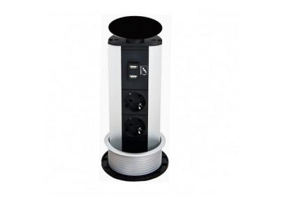 EVOline® Port USB Charger