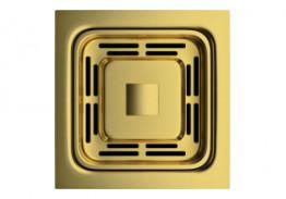 Переходник для установки измельчителя на квадратный слив