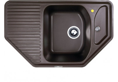 Мойка для кухни Zigmund & Shtain ECKIG 800