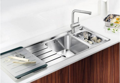 Мойка для кухни Blanco Axis II 6S IF