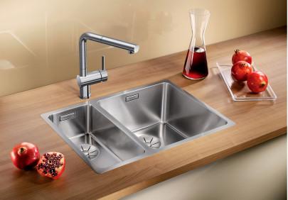 Мойка для кухни Blanco Andano 340/180 IF Infino