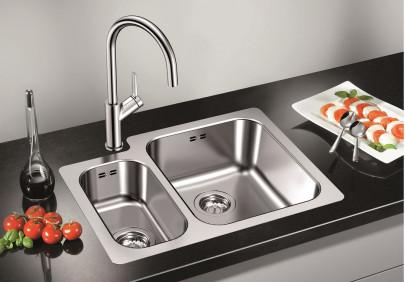 Мойка для кухни Blanco Supra 340/180-IF