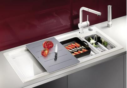 Мойка для кухни Blanco Axon II 6S