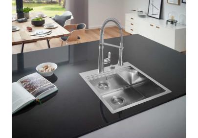 Мойка для кухни Grohe K800 31583SD0