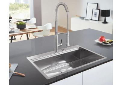 Мойка для кухни Grohe K800 31584SD0