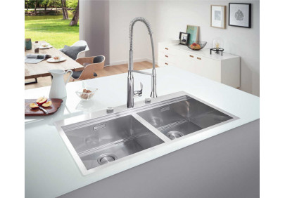 Мойка для кухни Grohe K800 31585SD0