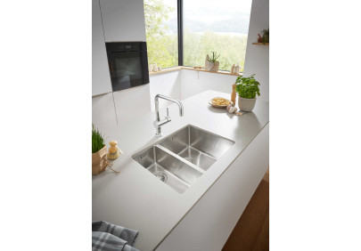 Мойка для кухни Grohe K700U 31576SD0