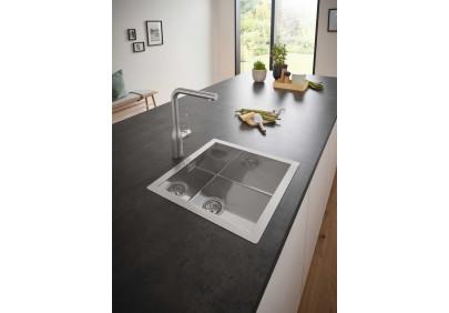 Мойка для кухни Grohe K700 31578SD0