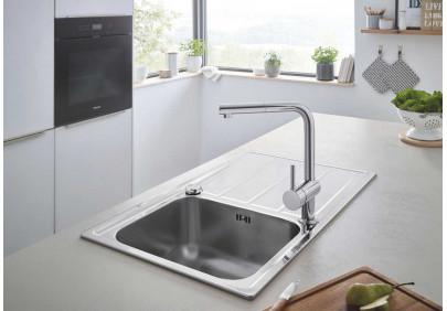 Мойка для кухни Grohe K500 31571SD0