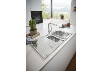 Мойка для кухни Grohe K500 31572SD0