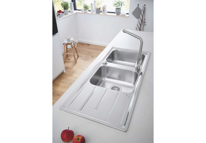 Мойка для кухни Grohe K500 31588SD0