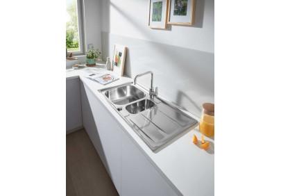 Мойка для кухни Grohe K400 31567SD0
