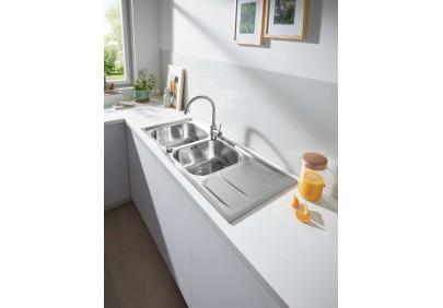 Мойка для кухни Grohe K400 31587SD0