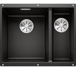 Черный, Артикул: 525985 (чаша слева), 525986 (чаша справа)