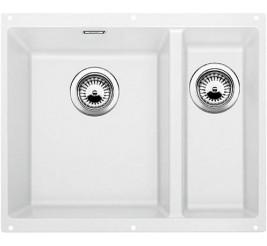 Белый, Артикул: 523552 (чаша слева), 523562 (чаша справа)