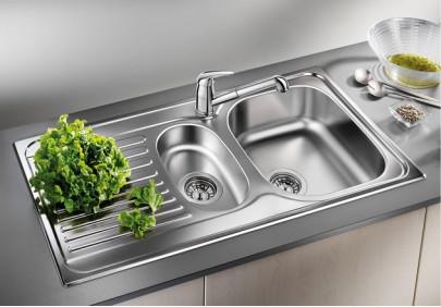 Мойка для кухни Blanco Tipo 6S Basic