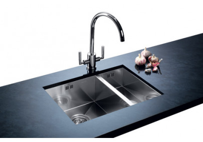 Мойка для кухни Blanco Zerox 340/180-U