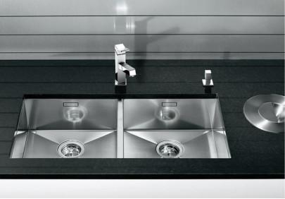 Мойка для кухни Blanco Zerox 400/400-U