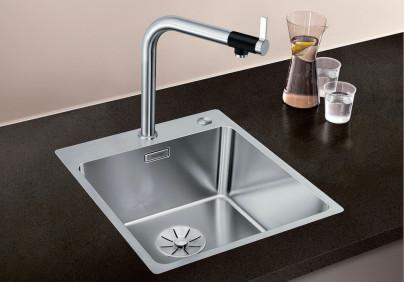 Мойка для кухни Blanco Andano 400 IF/A Infino Push Control
