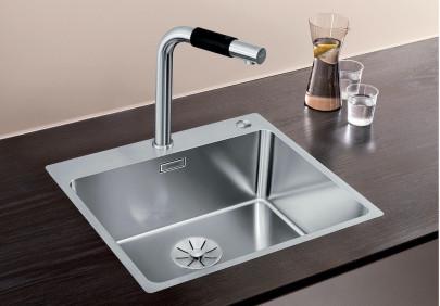 Мойка для кухни Blanco Andano 500-IF/A Infino Push Control