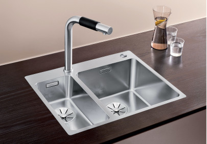 Мойка для кухни Blanco Andano 340/180 IF/A Infino Push Control