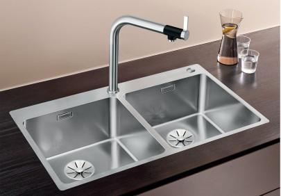 Мойка для кухни Blanco Andano 400/400 IF/A Infino Push Control