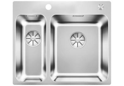 Мойка для кухни Blanco Solis 340/180-IF/A