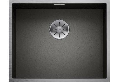 Мойка для кухни Blanco Zerox 500-U Durinox Dark Steel