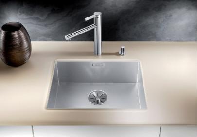 Мойка для кухни Blanco Zerox 500-U Durinox