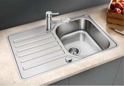 Мойка для кухни Blanco Lantos 45S IF Compact
