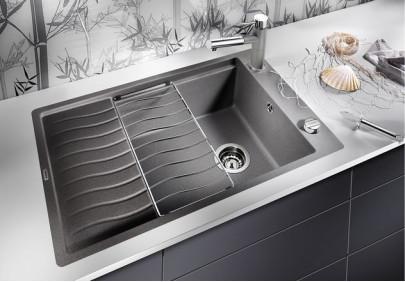 Мойка для кухни Blanco Elon XL 6S F