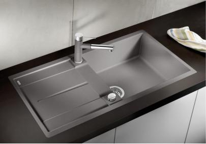 Мойка для кухни Blanco Metra XL 6S F