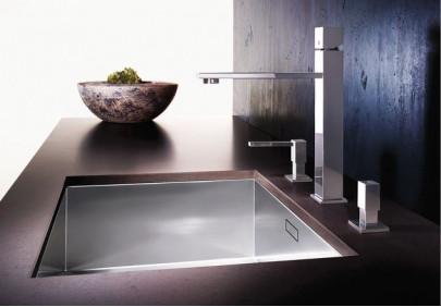 Мойка для кухни Blanco Zerox 550 U