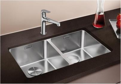 Мойка для кухни Blanco Andano 340/340-U Infino