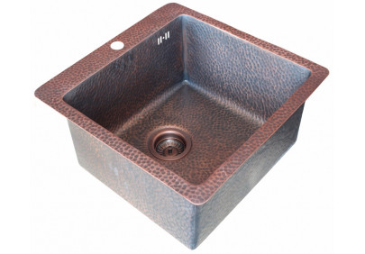 Мойка для кухни Zorg Copper ZC 5151 AC Zvikov Antigue