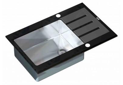 Мойка для кухни Zorg INOX GL-7851 Black