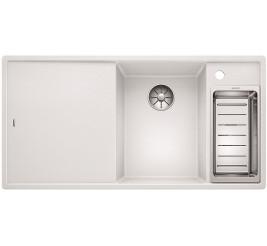 Белый, Артикул: 523492 (разделочная доска из безопасного стекла), 523486 (разделочный столик из ясеня)