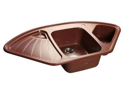 Мойка для кухни GranFest Corner GF-C1040E
