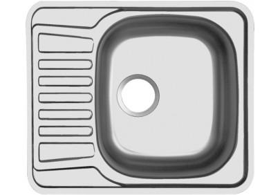 Мойка для кухни Ukinox Comfort CO 580.488 GT
