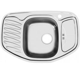 Полированная сталь, толщина стали 0,6 мм, Артикул: COP776.507 -GW6K 2C