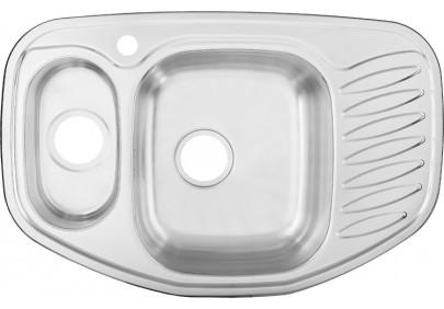 Мойка для кухни Ukinox Comfort CO 776.507 15 GT