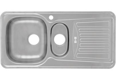 Мойка для кухни Ukinox Comfort CO 972.492 15 GW