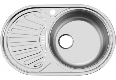 Мойка для кухни Ukinox Favorit FA 770.480 GW