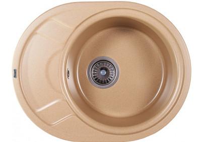 Мойка для кухни Weissgauff ASCOT 575 Eco Granit