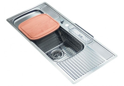 Мойка для кухни Reginox Ambassador L LUX KG SPO SPO (c/box) /set
