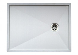 Мойка для кухни  Reginox Ontario 52x40x2 Flat LUX SP (c/box) L