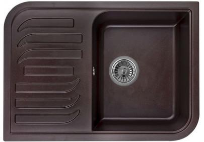 Мойка для кухни Weissgauff SOFTLINE 695 Eco Granit