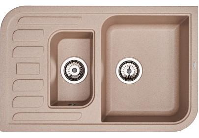 Мойка для кухни Weissgauff SOFTLINE 780 Eco Granit